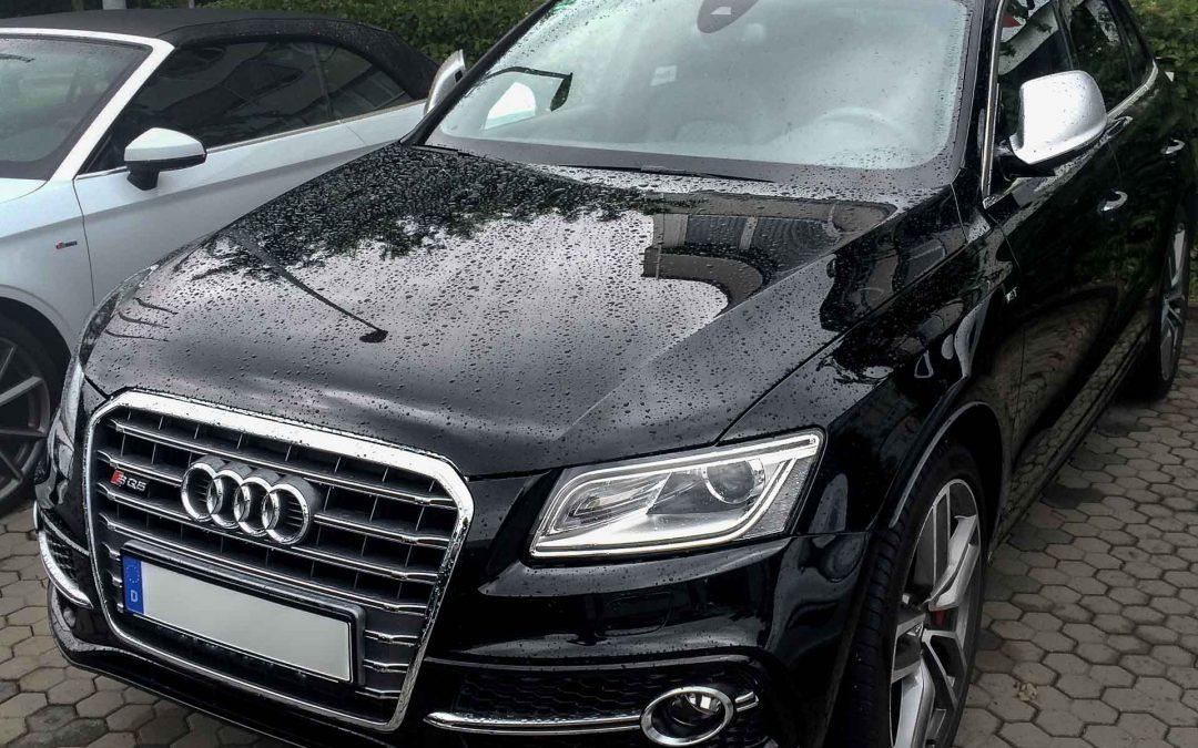Audi SQ5 S-Line