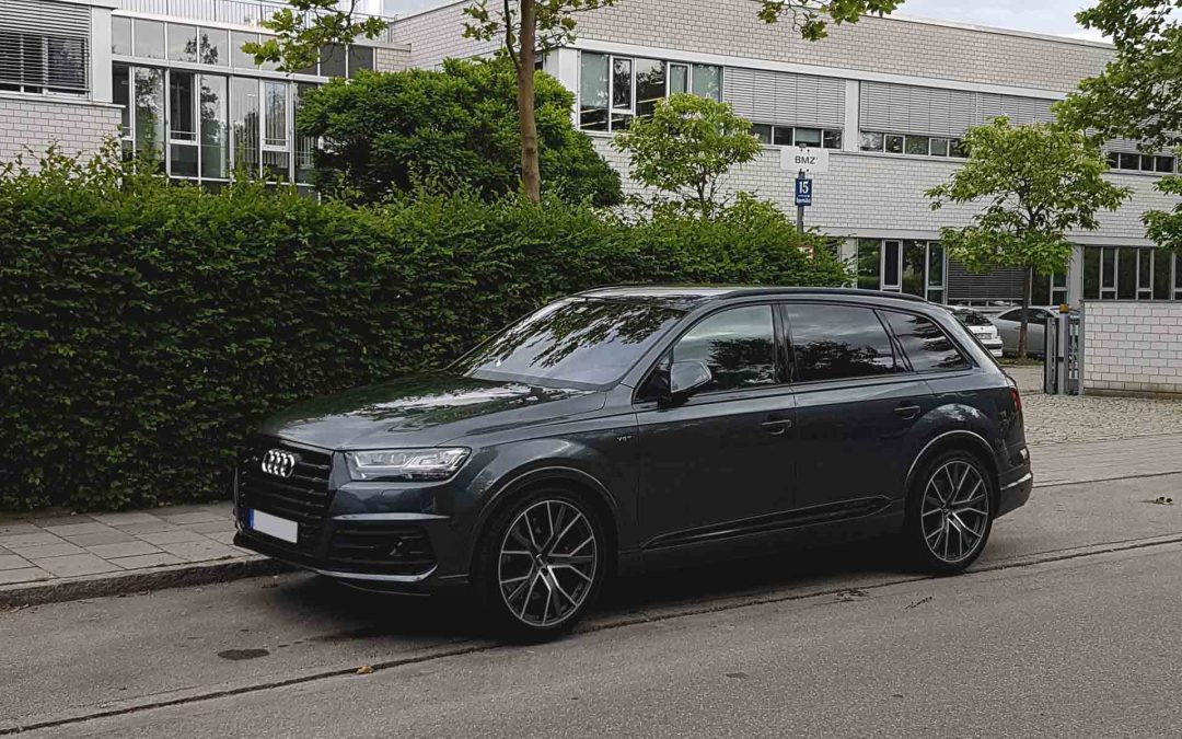 Audi SQ7 S-Line