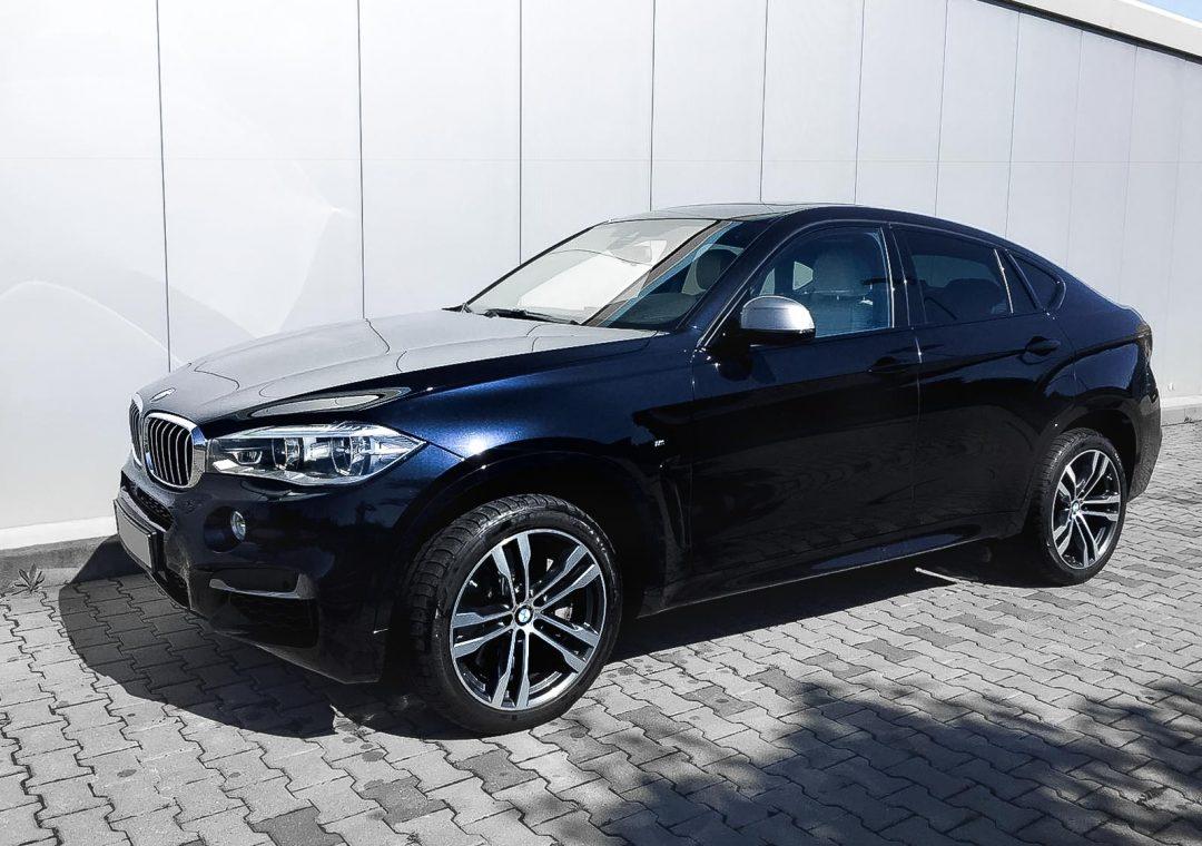 BMW X6 M5.0