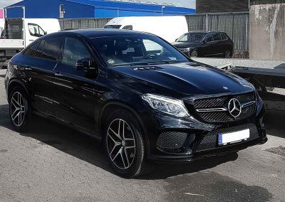 Mercedes GLE 350 coupe