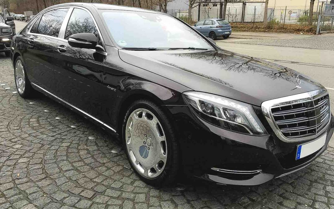 Mercedes S500 L 4matic MAYBACH