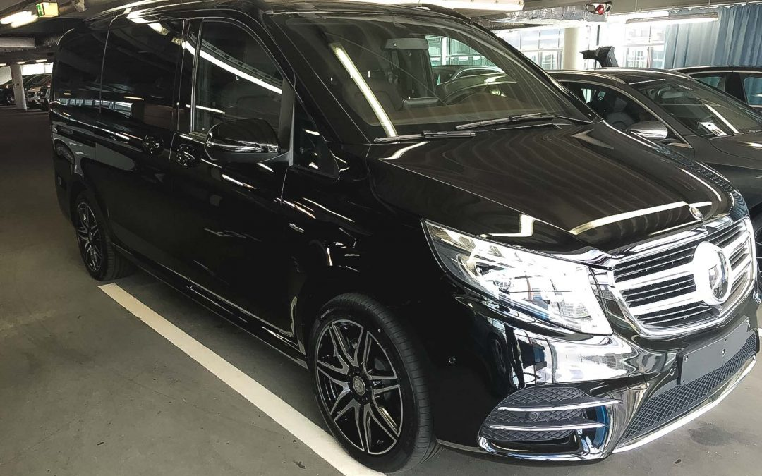 Mercedes V-Class AMG Exclusive Edition