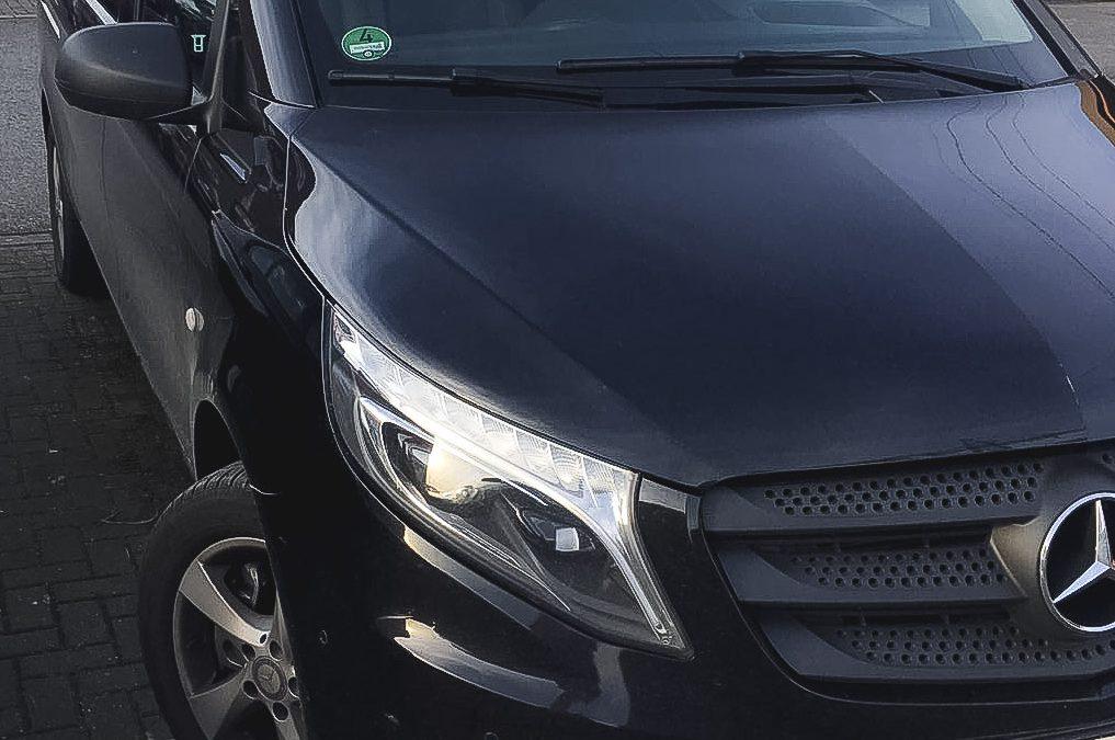 Mercedes VITO 9seater