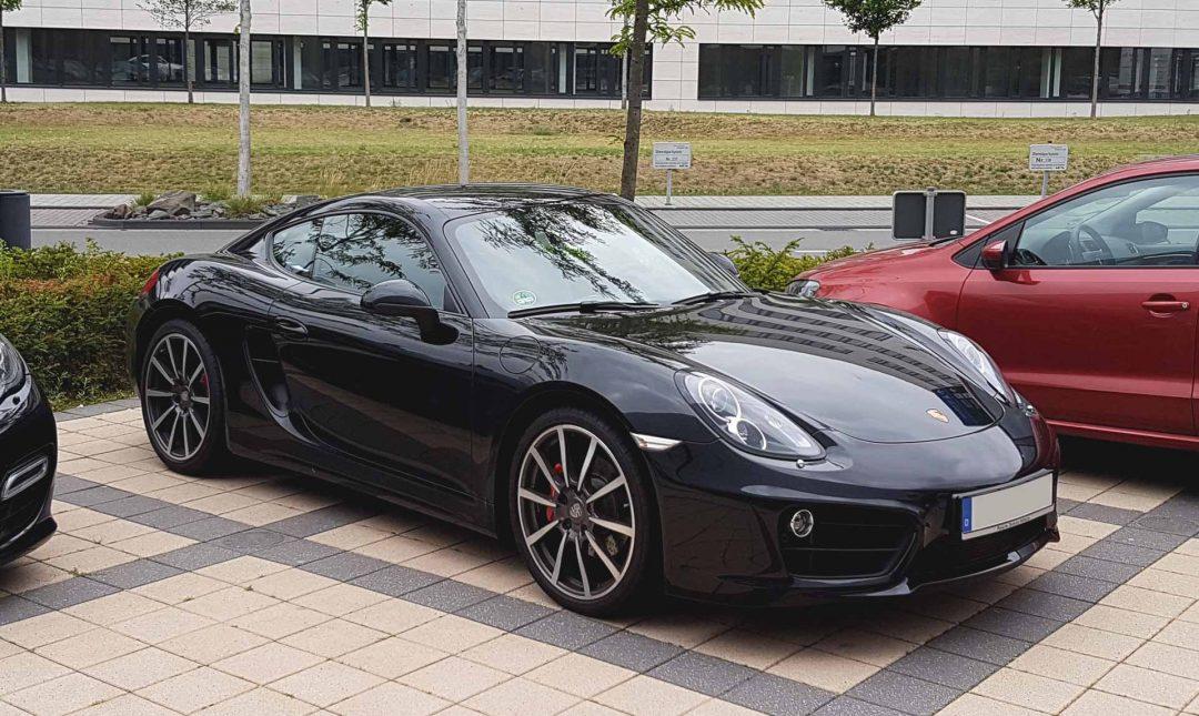 Porsche 718 S