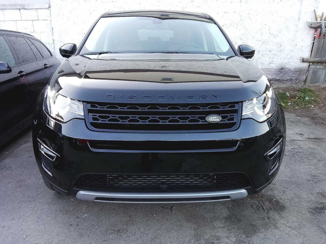 Range Rover Discovery Sport Luxury